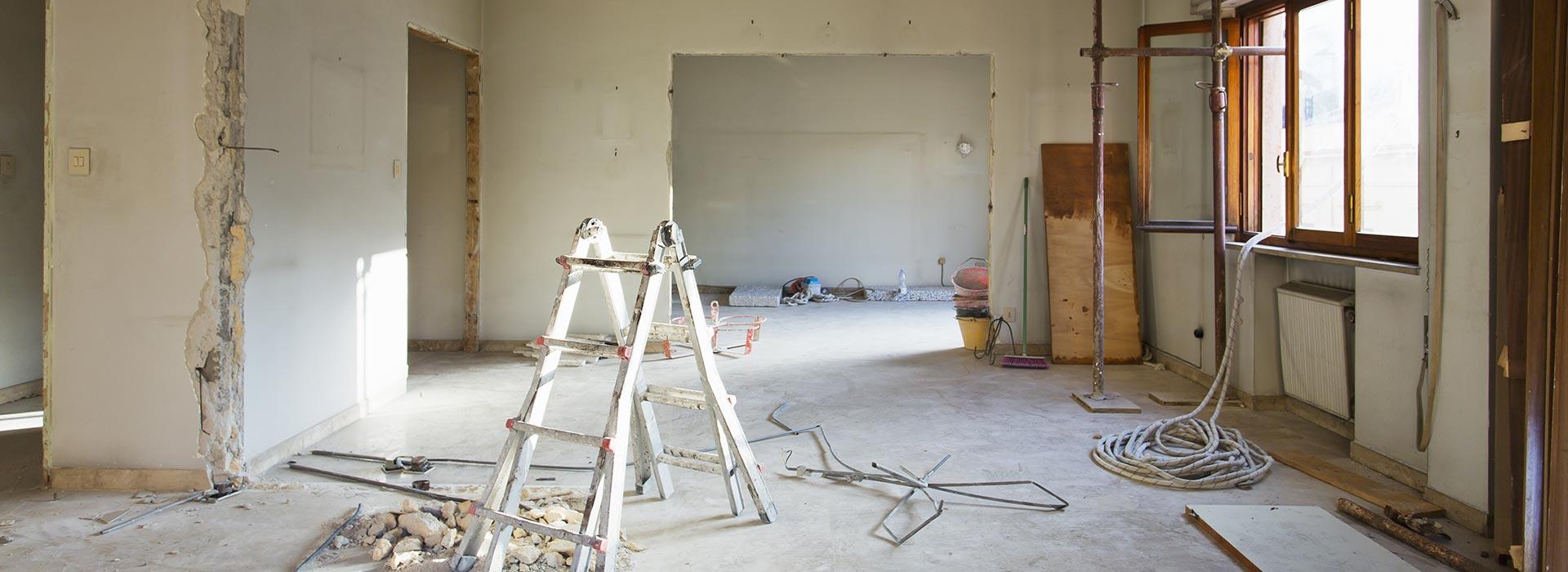 Renovierung mit Binder Bauunternehmen nahe Straubing