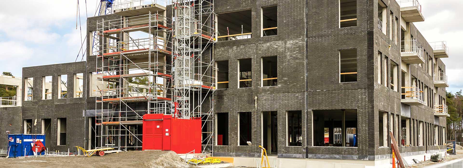 Bau von Gebäuden in Straubing und Umgebung