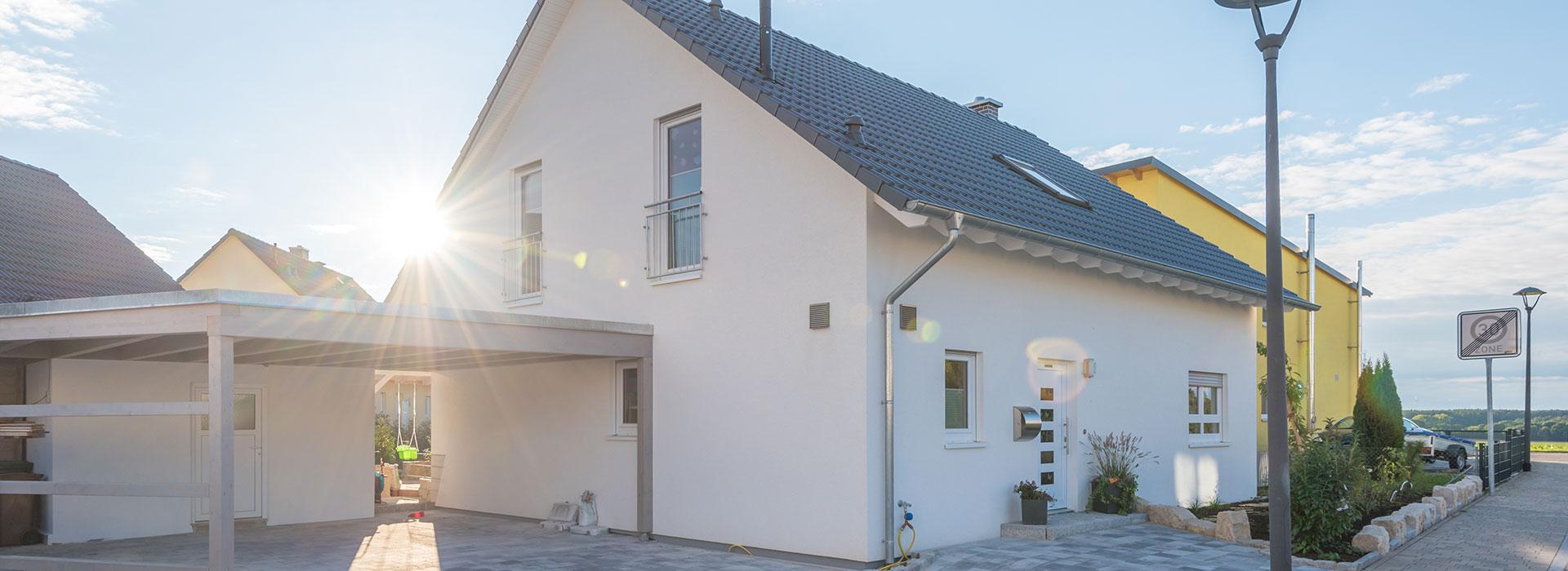 Einfamilienhaus von Binder Bauunternehmen