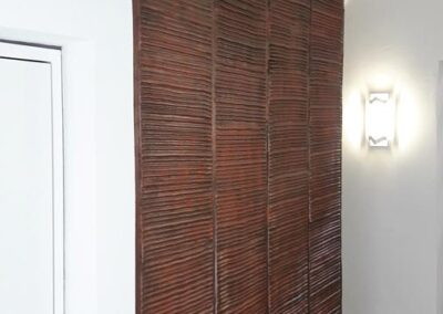 Renovierung von alten Wänden