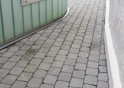 Pflasterarbeiten mit Binder Bauunternehmen in Aiterhofen