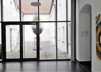 Renovierung von Gebäuden nahe Straubing