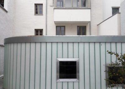 Renovierung eines Mehrfamilienhauses mit Bauunternehmen Binder