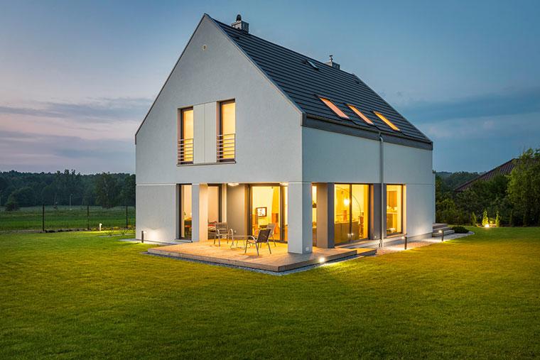 Eigenheim bauen mit Binder Bauunternehmen