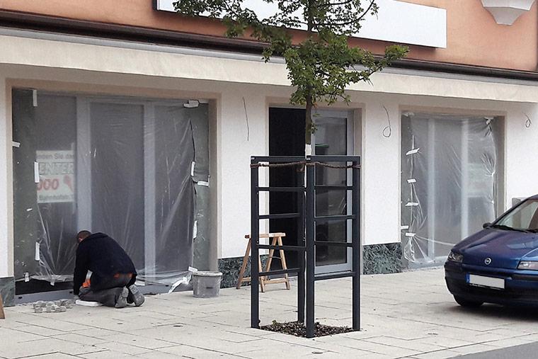 Renovierung mit Binder bei Straubing