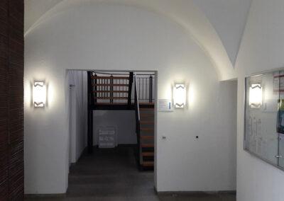 Renovierung eines Gewölbes